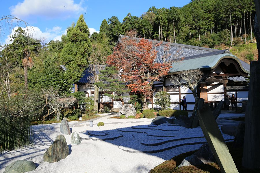 京都:圆光寺(八)