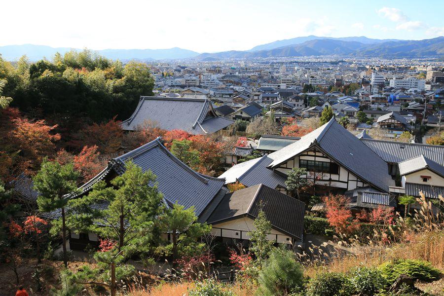 京都:圆光寺(一)