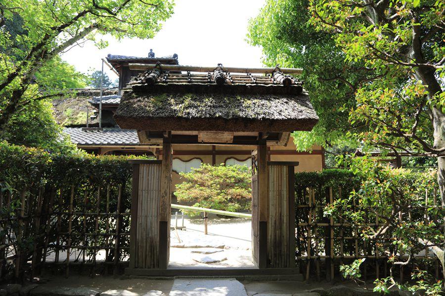 京都:诗仙堂(一)