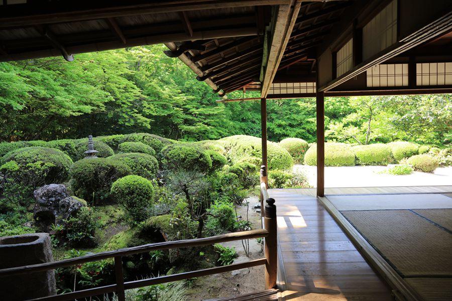 京都:诗仙堂(五)