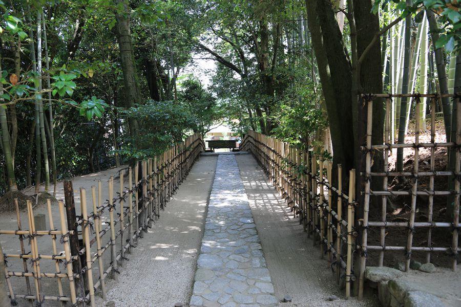 京都:诗仙堂(六)