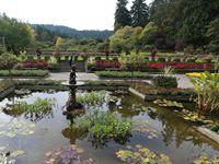 加拿大:布查特花园