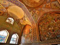 伊朗:伊斯法罕四十柱宫