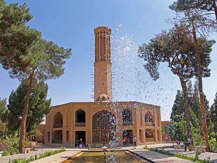 伊朗:亚兹德多莱特花园