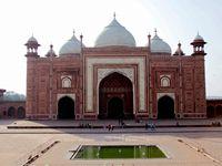 印度:泰姬陵花园