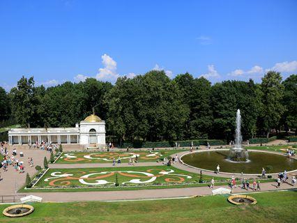 俄罗斯:圣彼德堡夏宫
