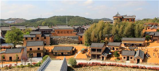 五千年文博园景区