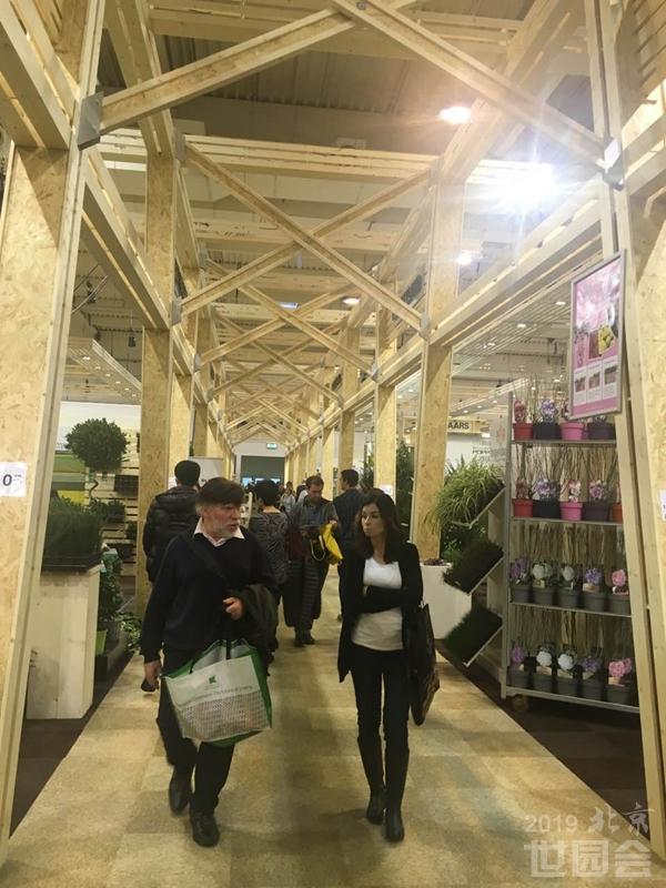 BIHECB Promotes Beijing Expo at World Top Indoor Horticultural Fair