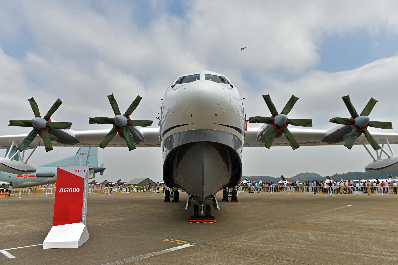 中国自主研制水陆两栖飞机年内首飞 用于应急救援