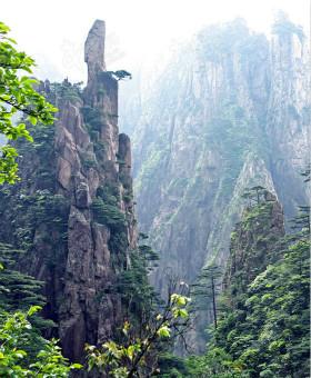 【中國的世界遺産】之黃山 Mount Huangshan