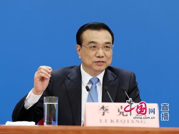 李克强:中国始终支持一个团结繁荣稳定的欧盟