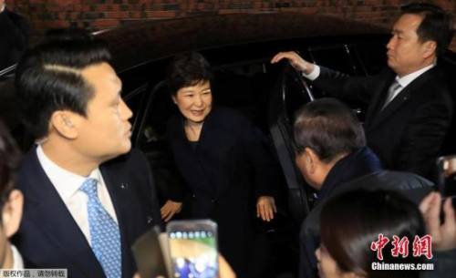 南韓前總統樸槿惠