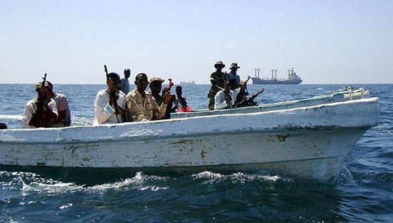 索马里海盗 资料图