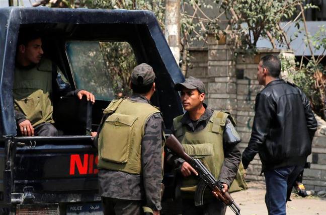 埃及首都开罗市郊发生爆炸1死4伤