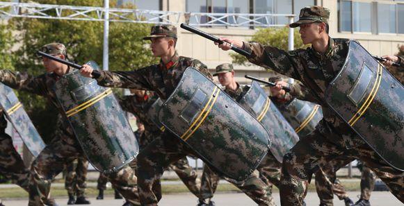 武警水電聚焦實戰化,在練兵場淬火成鋼