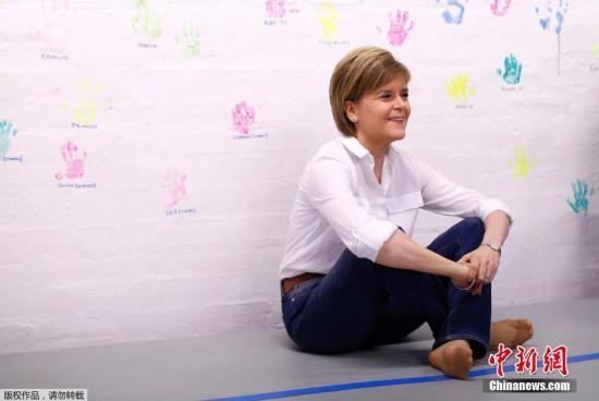 苏格兰议会同意第二次独立公投 仍需英政府批准
