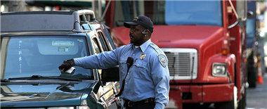 看国外如何整治违章停车