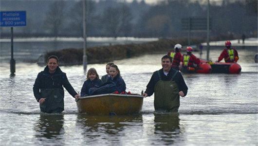 揭秘外国降低洪灾损失的三个秘诀