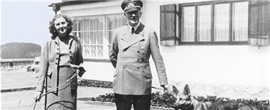 俄安全局解密希特勒与爱娃照片