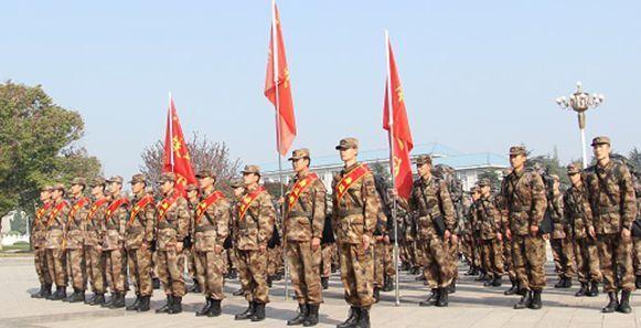 裝甲兵學院志願奔赴邊防學員 吹響畢業季青春號角
