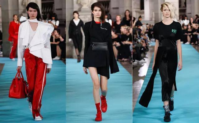 春暖花开 像杨幂`大表姐一样穿上时髦的运动鞋去赏花吧