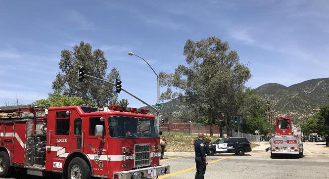 美国加州一小学教室发生枪击事件 已造成2死2伤