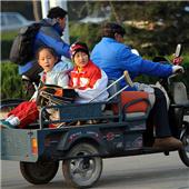 加强校车安全管理 提倡就近入学