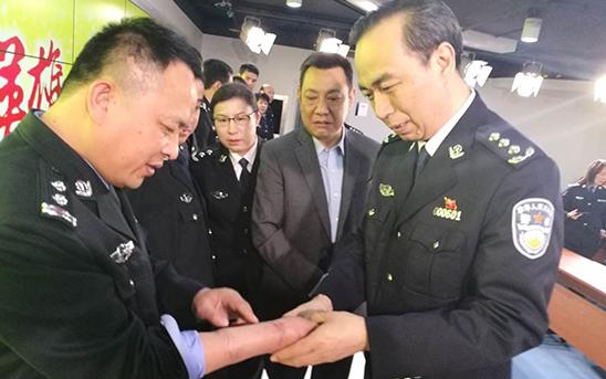'我心中的警察英雄'网络推选第二批候选人公布(组图)