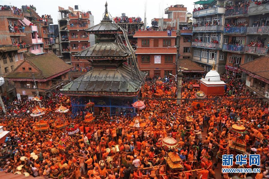 一带一路·好日子 尼泊尔历新年