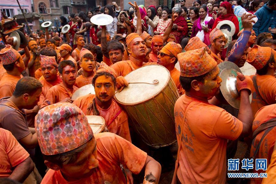 一带一路·好日子|尼泊尔历新年