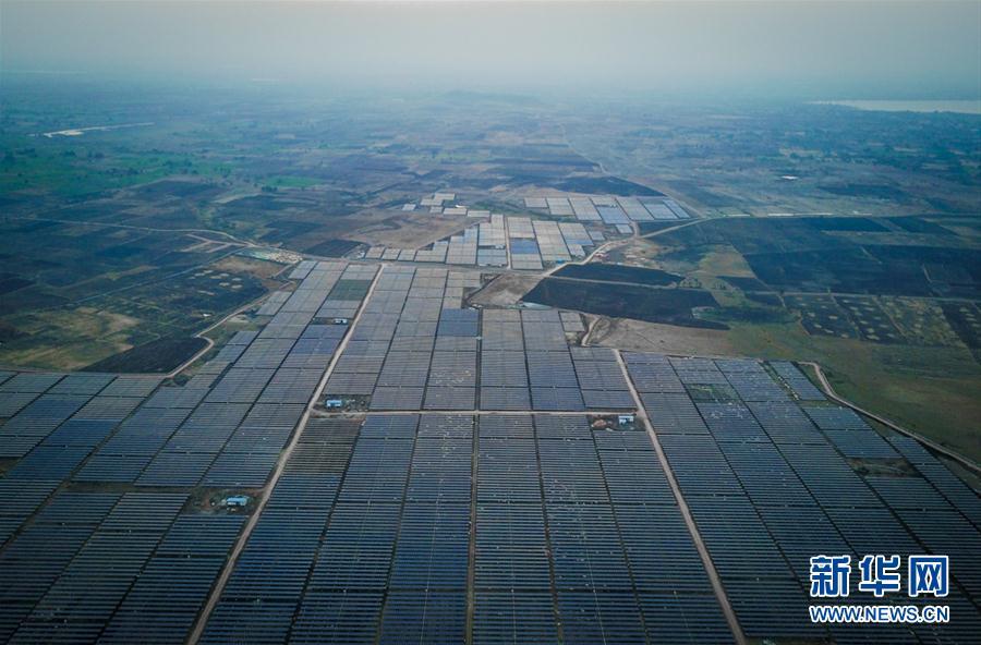 印度光伏项目的'中国制造'