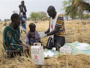 组图:无国界医生深入南苏丹冲突之地