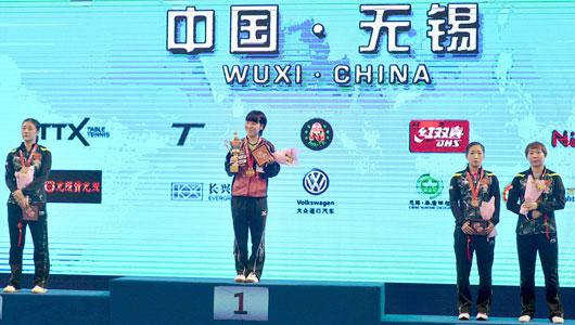 日本女乒选手夺冠引思考 看各国如何推动体育项目发展