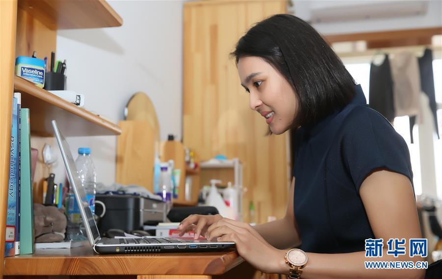 泰国留学生在中国的'卖米梦'