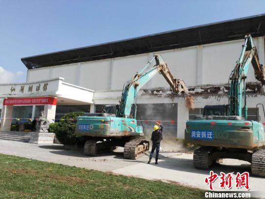 13家中央省属企事业单位年内退出抚仙湖一级保护区