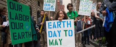 第48个世界地球日来临 看各国如何践行环保理念