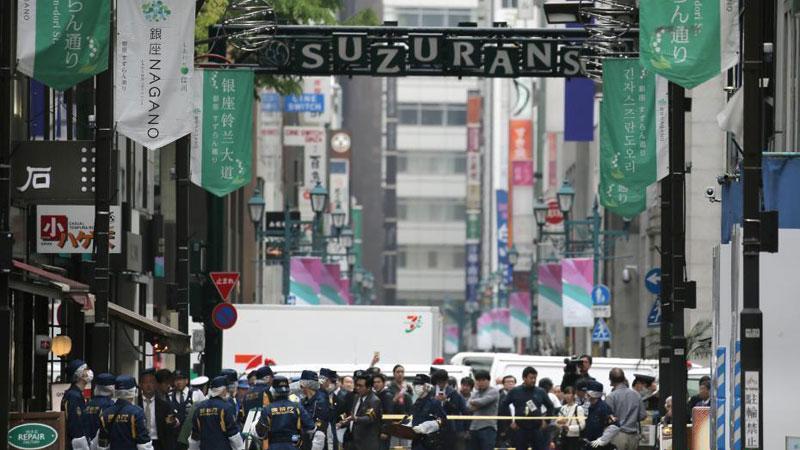 日本再发抢劫案 刚发生过战后最大现金劫案
