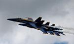 美国海军蓝色天使飞行队表演