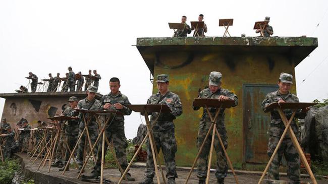 带伤考核还拿到满分 侦察兵的训练就是这么拼