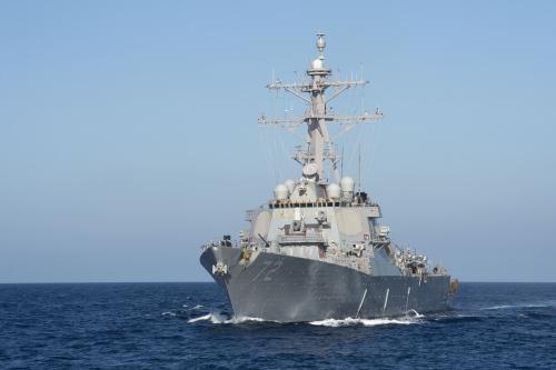 资料图:美国海军