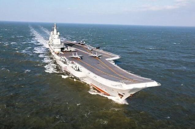 中国海军对航母内部舱室的结构布局有了更深入的了解
