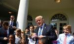 """白宫举办""""带孩子上班日""""活动"""