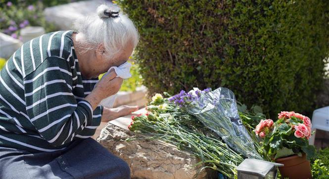 以色列:阵亡将士纪念日