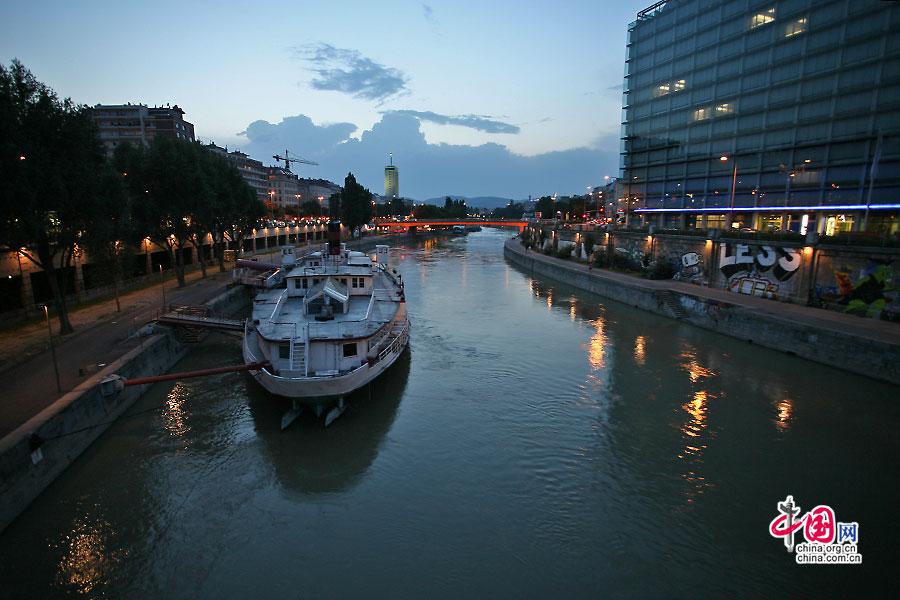 中欧浮光(九)维也纳:寻找幸福摩天轮