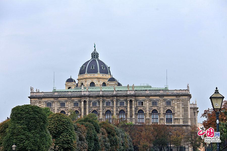 中欧浮光(十一上)霍夫堡:奥匈帝国余晖磅礴