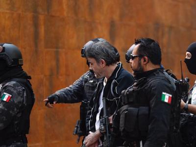墨西哥警方逮捕一名大毒枭