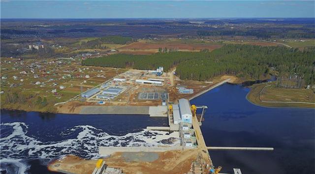 中國承建白俄羅斯維捷布斯克水電站即將完工交付