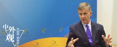 联合国环境署执行主任谈'一带一路'和环保
