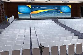 """2017年5月15日下午14时,首届""""一带一路""""产业金融高级国际研讨会在北京威斯汀酒店举行。中国网现场直播。"""