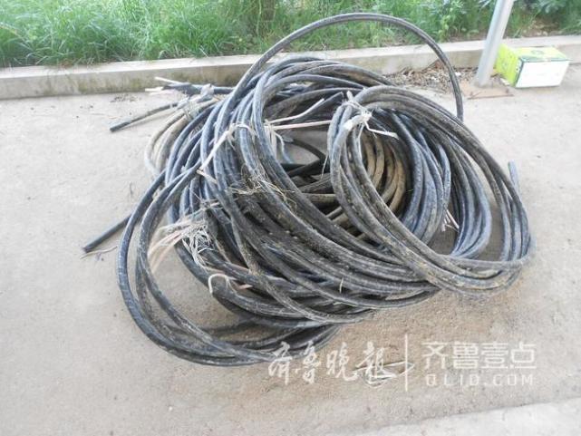 男子盗割铁路电缆造成200万损失 当废品卖3千元